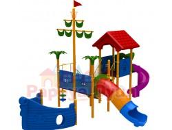 Gemi çocuk oyun parkı GMİ-01