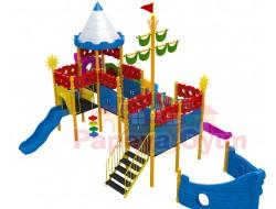 Gemi çocuk oyun parkları GMİ-03