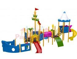 Gemi Serisi oyun parkı GMİ-04