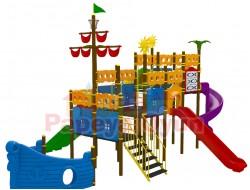 Gemi çocuk oyun park  GMİ-06