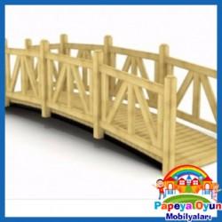 Ahşap köprü