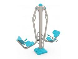 Bacak güçlendirme spor aleti