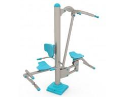 vücut geliştirme barfiks spor aleti